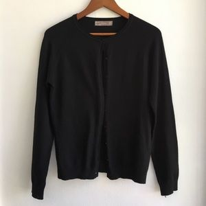 EUC Black Cardigan